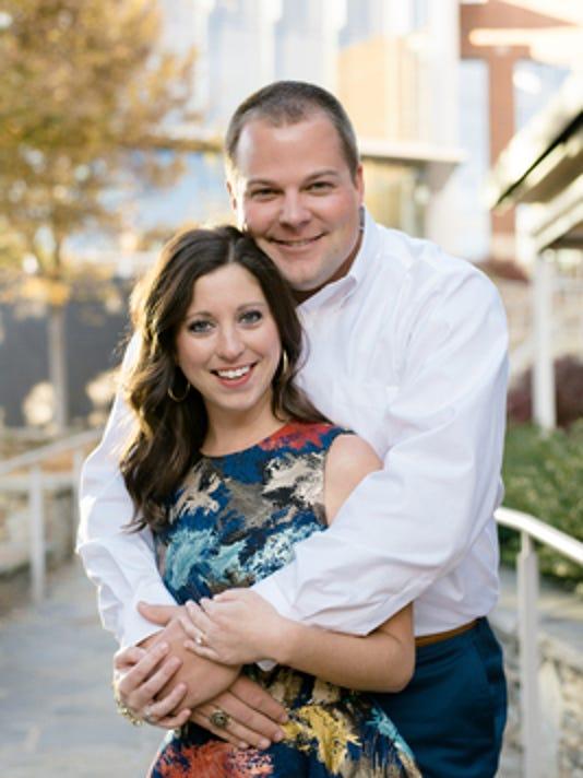 Engagements: Mary Knight Stuckey & Tyler Felt