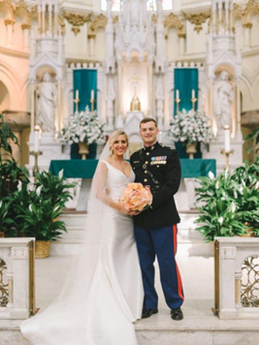 Weddings: Melissa Spicer & Brian Fitzsimmons