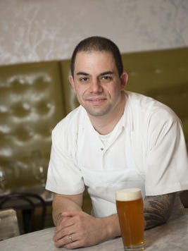 Jose Salazar, chef and owner of Salazar in Over-the-Rhine