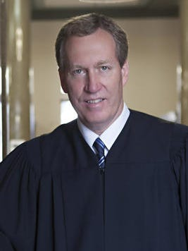 Judge Ralph Winkler