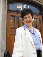 Rackeline Hoff will be serving as mayor pro tem for