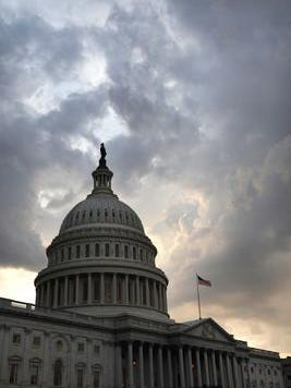 U.S. Capitol. Fitch said Friday that the U.S. rating remains at â??AAA.â? The agency adds that the debt-ceiling crises in 2011 and 2013 donâ??t appear to have affected the countryâ??s ability to borrow. Another ratings agency, Standard & Poorâ??s, downgraded the U.S. credit rating one notch in 2011 after a standoff in Congress over whether to raise Americaâ??s borrowing limit. S&Pâ??s rating remains at â??AA+â?