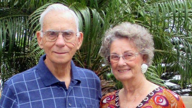 Norman and Betty Teutsch