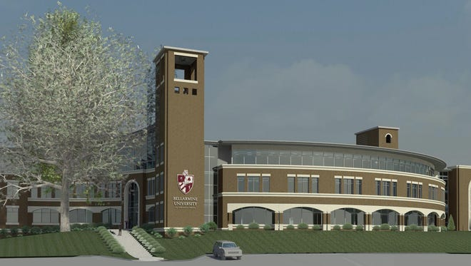 A rendering shows the new $25 million Centro building.