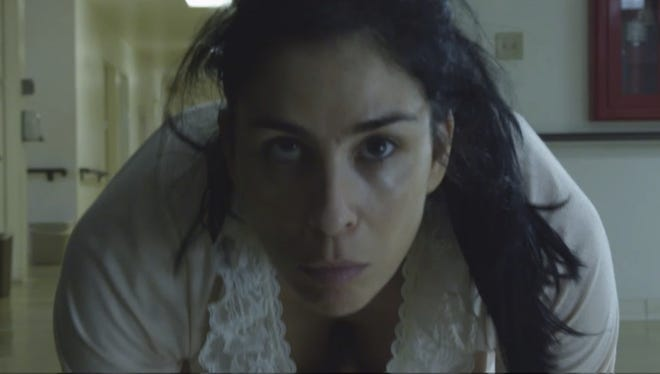Sarah Silverman appears in the new music video from Los Angeles band Psychic Friend.