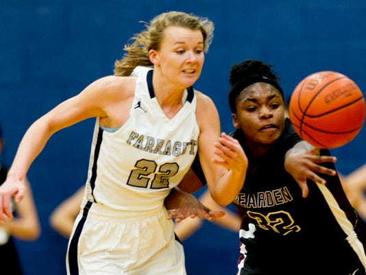 kns-bearden farragut girls