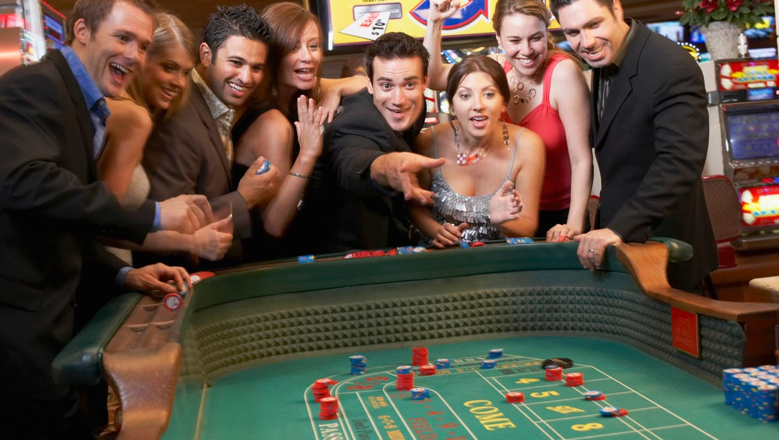 How to play craps at home with friends