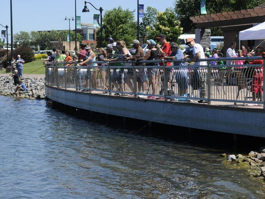 Lake George will be the site of a community picnic