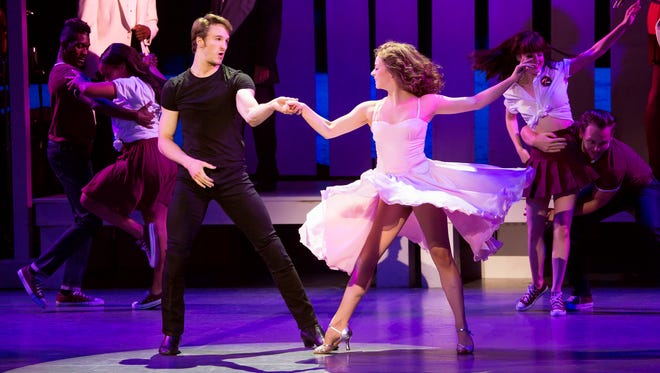 'Dirty Dancing' opens Tuesday at the Playhouse on Rodney Square and runs through April 8.