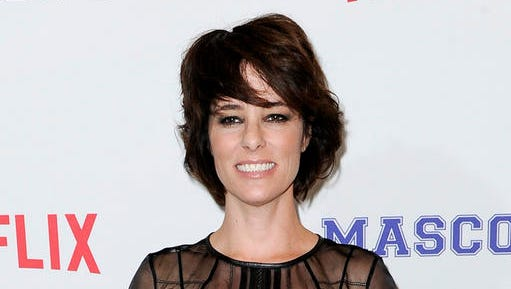 """FILE - In this Oct. 5, 2016 file photo, Parker Posey attends a special screening of """"Mascots"""" in Los Angeles. Blue Rider Press has acquired Posey's """"You're On An Airplane: A Self-Mythologizing Memoir in Monologues, Crafts and Recipes."""" Her publisher describes it as a mix of """"observational humor and personal history."""""""