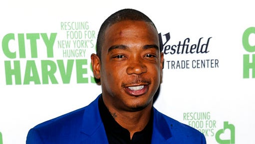 "FILE - In this April 25, 2017 file photo, Ja Rule attends City Harvest's 23rd Annual Gala, ""An Evening of Practical Magic"" in New York.  Organizers of the Fyre Festival in the Bahamas, produced by a partnership that includes rapper Ja Rule, have canceled the weekend event at the last minute Friday after many people had already arrived and spent thousands of dollars on tickets and travel."