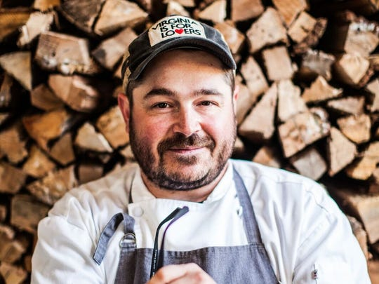 Chef Sean Brock.