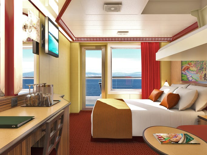 Cruise 101: How To Choose A Cabin