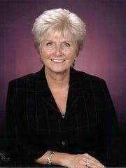 School board member Mary Fischer.