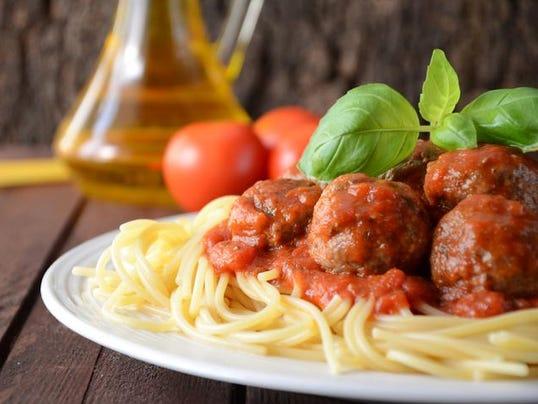 Meatballs and Spaghetti