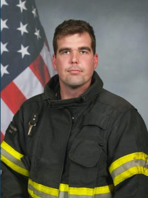 Nashville Fire Department firefighter Jesse Reed