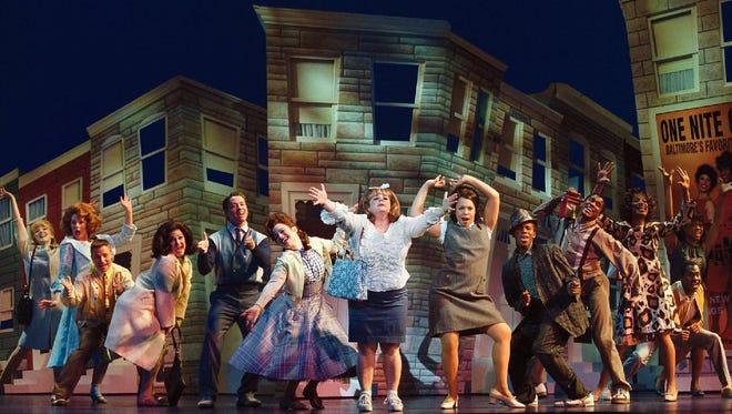 "Marissa Jaret Winokur starred as Tracy Turnblad in the Original Broadway Cast of ""Hairspray."""
