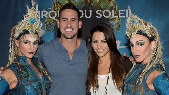 Josh Murray and Andi Dorfman in Atlanta, Georgia, where