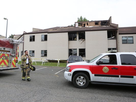 PURCHASE COLLEGE FIRE