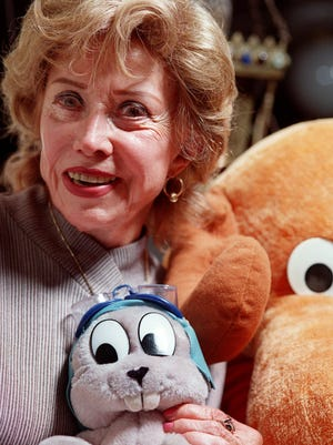 """July 26, 2017: June Foray, a voice actress who gave life to Rocky the Flying Squirrel and evil Natasha Fatale on """"The Rocky and Bullwinkle Show,"""" has died. Foray, often referred to as the first lady of voice acting, also portrayed Looney Tunes' Witch Hazel, Nell from """"Dudley Do-Right,"""" Granny in the """"Tweety and Sylvester"""" cartoons and Cindy Lou Who in Chuck Jones' """"How the Grinch Stole Christmas."""" She was the subject of a 2013 documentary, """"The One and Only June Foray."""" Foray was 99."""