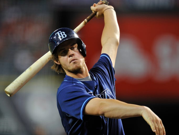 American League rookie of the year Wil Myers is the third Rays player in six years to win the award.