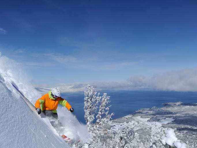 10Best readers voted for their favorite ski destinations across North America, and South Tahoe took home the grand prize.