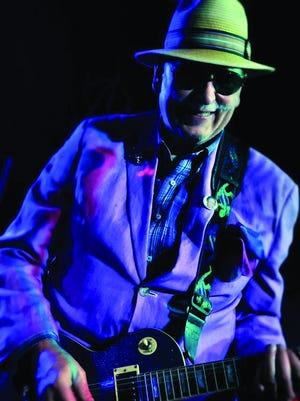 Guitarist Gary Quackenbush found fame as a member of the SRC.
