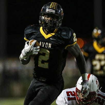 After 'home run' Ohio State visit, Avon RB Sampson James commits to Buckeyes