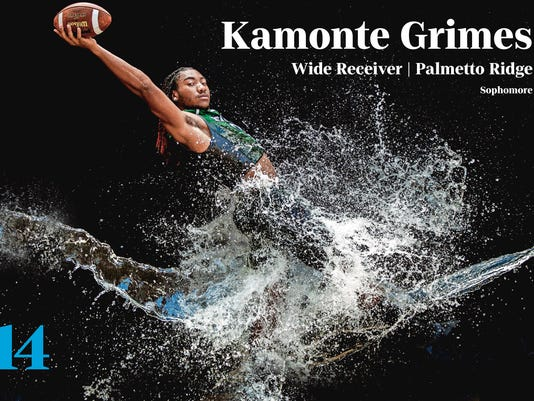 Top 15 (14) - Kamonte Grimes