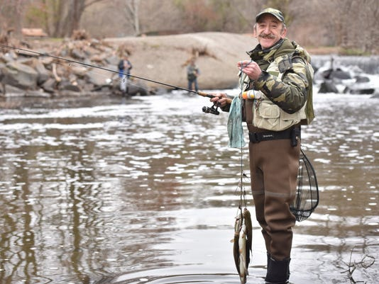 Trout opening day
