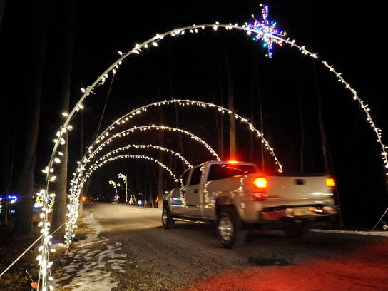 Top 5 Can T Miss Close To Home Light Displays
