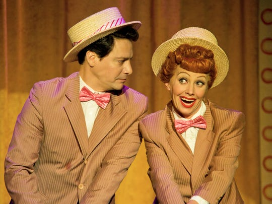 """""""I Love Lucy Live on Stage"""" will be at Aronoff Center"""