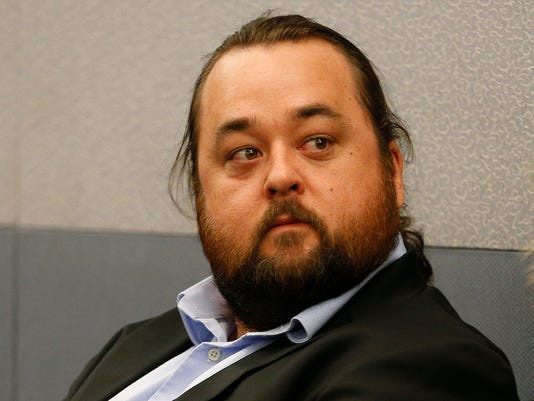 Austin Lee 'Chumlee' Russell