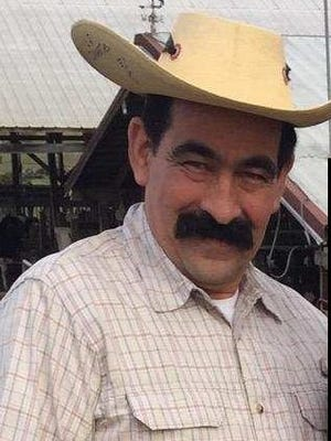 """Humberto """"Paulino"""" Gomez is wanted by the Greene County Sheriff's Department."""