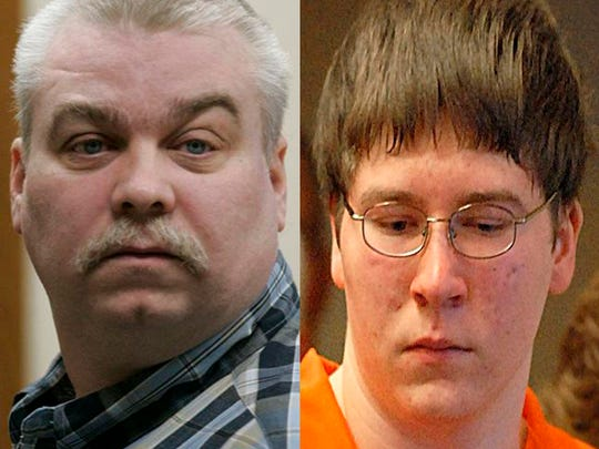 Steven Avery and Brendan Dassey