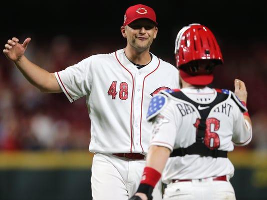 070418_REDS_843, Cincinnati Reds vs. Chicago White Sox