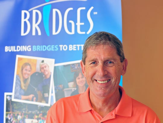 David Cooke, president at The Bridges Foundation,