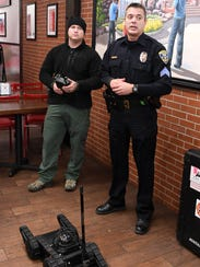 Wichita Falls police special weapons and tactics sergeant,