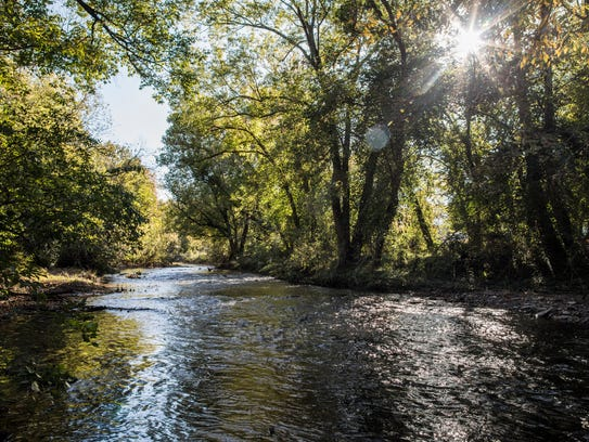 The Richland Creed Watershed Alliance is working to