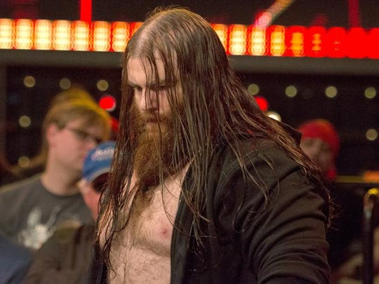 WWE NXT performer Killian Dain played soccer, rugby,