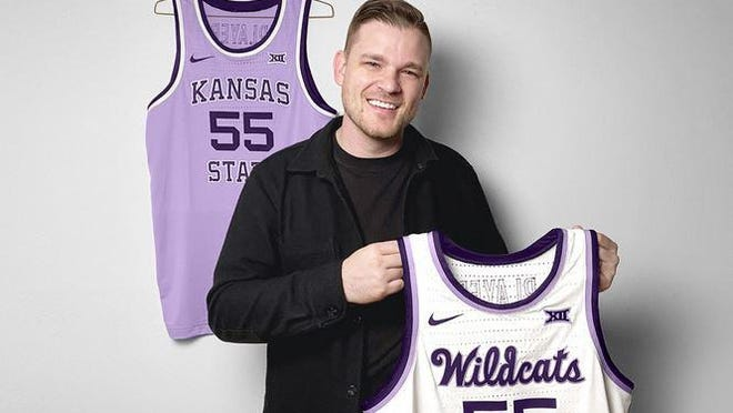 Jason Wright is a lead product designer with Nike in Oregon. That's halfway across the continent from where Jason grew up near Garnett in Anderson County, Kansas.