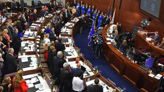 A business license fee overhaul bill has been introduced in the Nevada Senate.