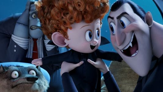 """""""Hotel Transylvania 2"""" is among some movies Regal Cinemas in Henrietta will screen in a """"sensory friendly"""" environment, the company said."""
