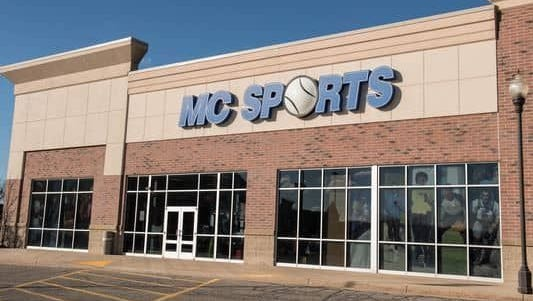 MC Sports filed for Chapter 11 bankruptcy Tuesday and will liquidate all 68 of its stores.