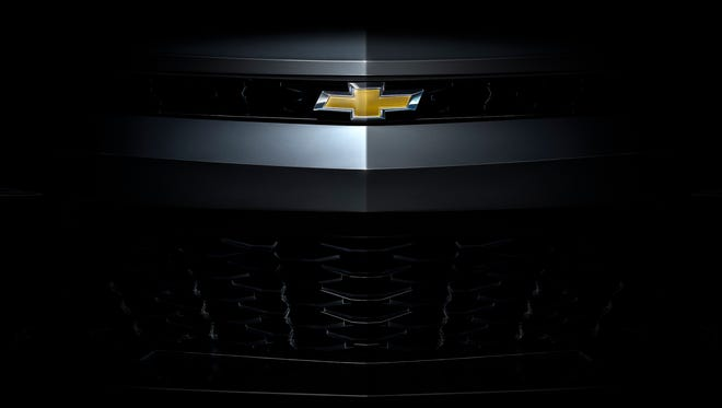 The 2016 Chevrolet Camaro spent 350 hours in the wind tunnel, testing minute changes to improve aerodynamics.