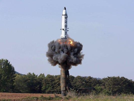 Trump Kim Missile Test Site