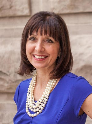 State Treasurer Kelly Mitchell