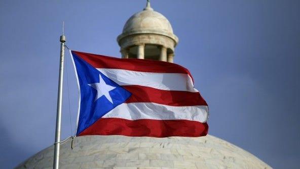 Puerto Rico's Capitol in San Juan.