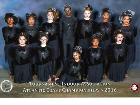 NPHS Winter Guard advances to Group A and finishes 8th in State Competition