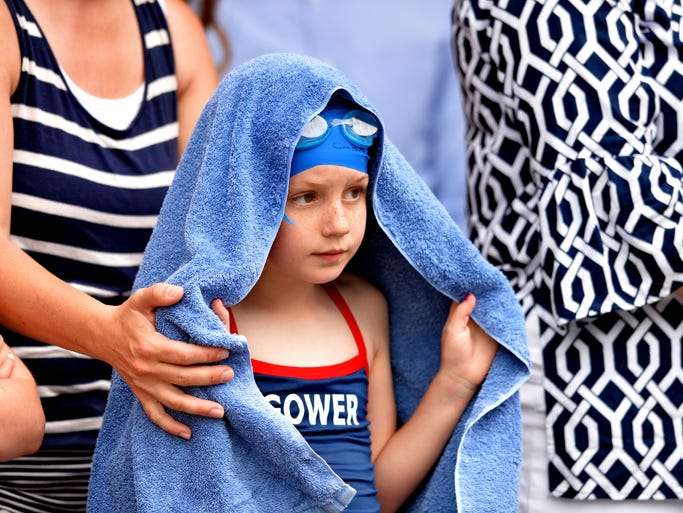 S.A.I.L. kicked off the 2014 swim season Thursday, May 29, 2014. Swimmers at Gower hosted Sugar Creek.